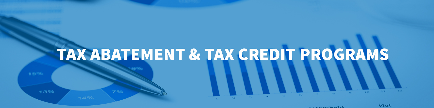 tax-abatement-and-tax-credit-programs